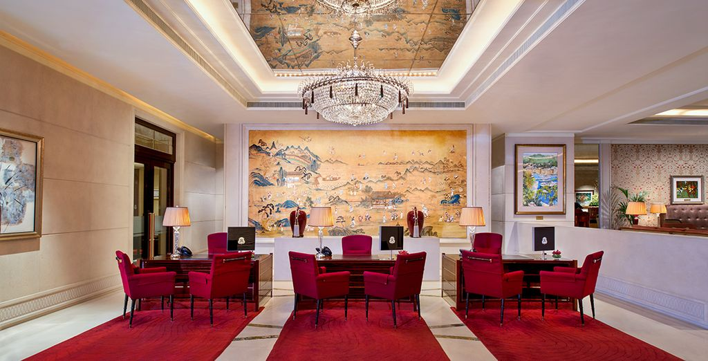 Here you can choose from a dazzling myriad of restaurants