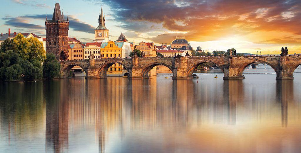 Discover Prague!
