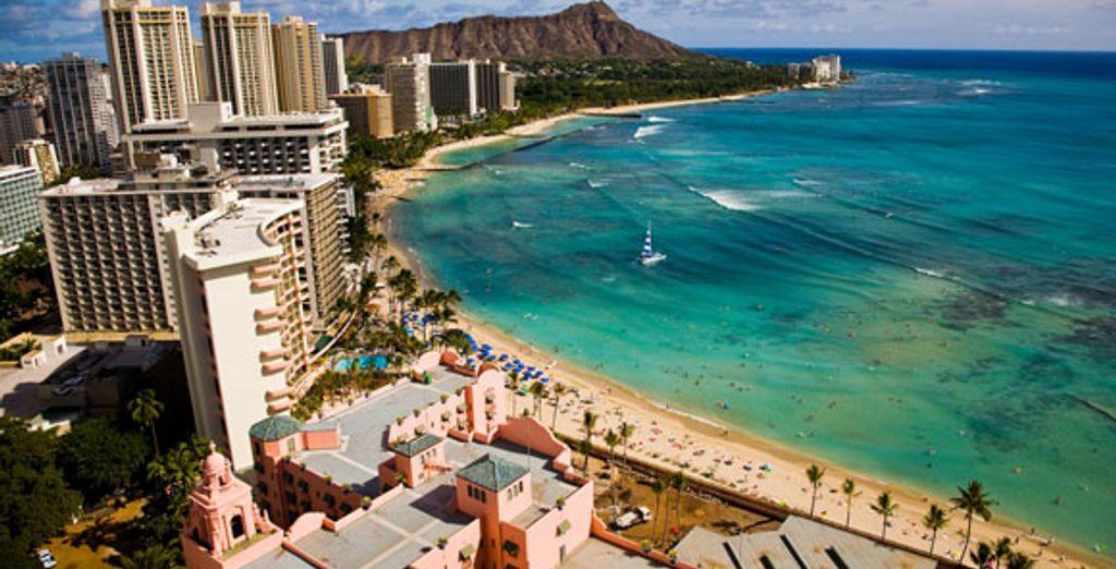 - Hilton Waikiki Beach Resort**** - Waikiki - Hawaii Honolulu, Hawaii