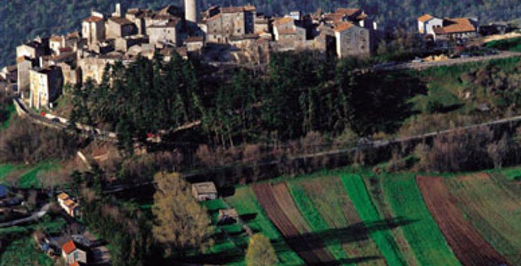 - Sextantio Albergo Diffuso**** - L'Aquila Abruzzo - Italy L'Aquila