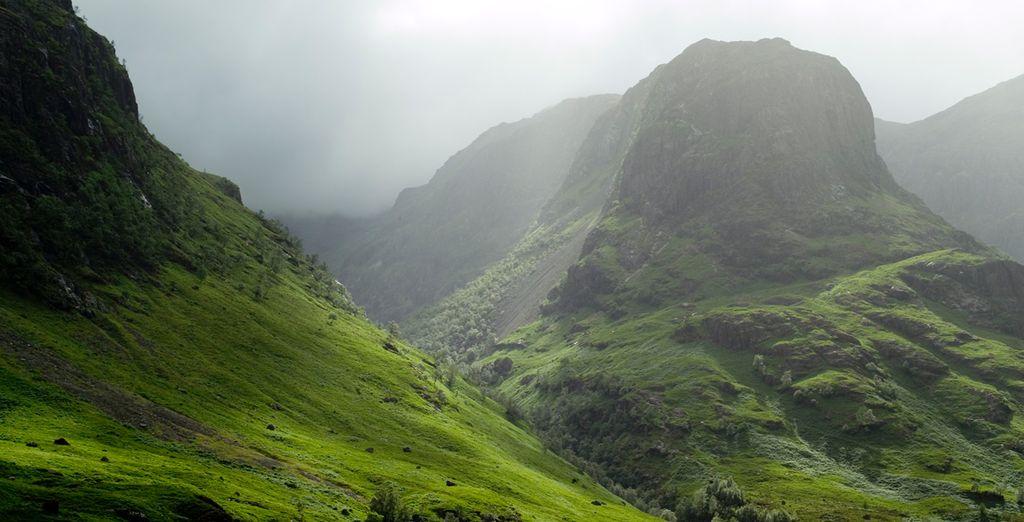 Scotland Self Drive Tour