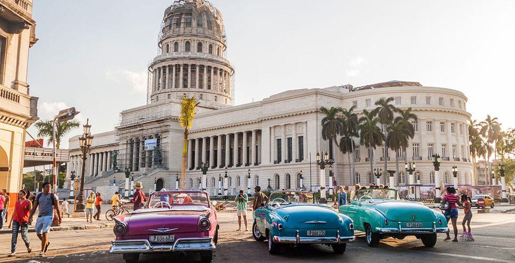 Cuba & Caribbean Cruise MSC Opera