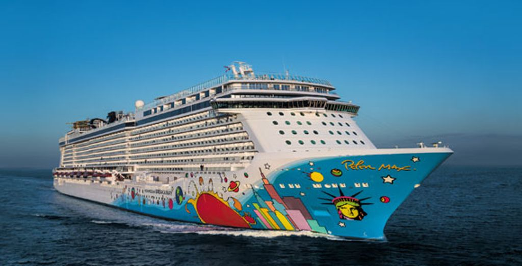 NY - New York Stay + NCL Breakaway Bermuda Cruise Various
