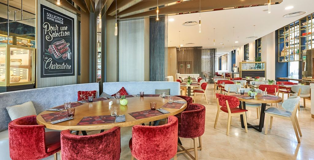 NH Hotel Collection Marseille 4* - online offers with Voyage Privé