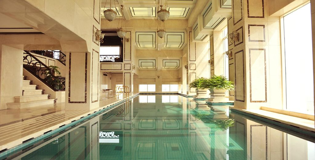 Make use of these fabulous facilities (Pictured: Eldora Hotel in Hue)