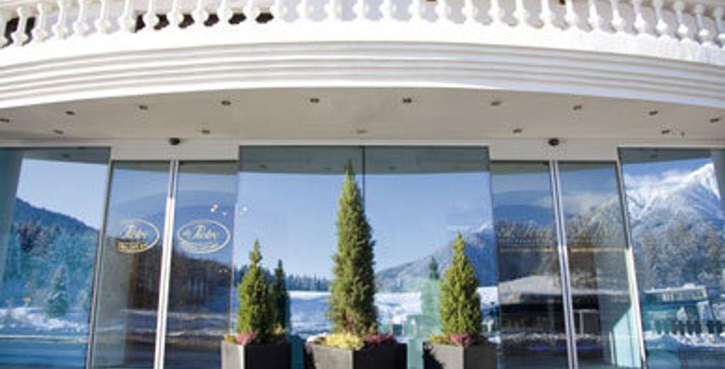 - Hotel St. Peter **** - Seefeld - Austria Seefeld