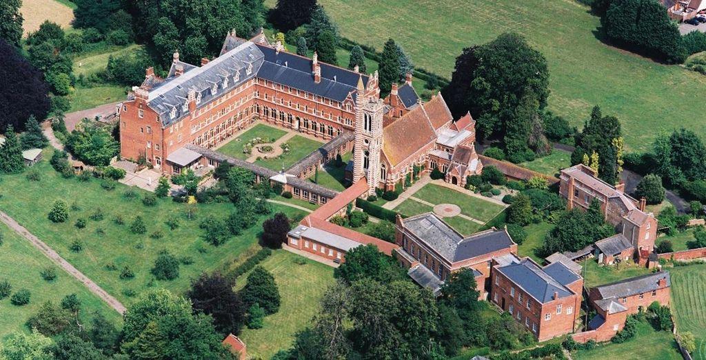 Stanbrook Abbey 5*