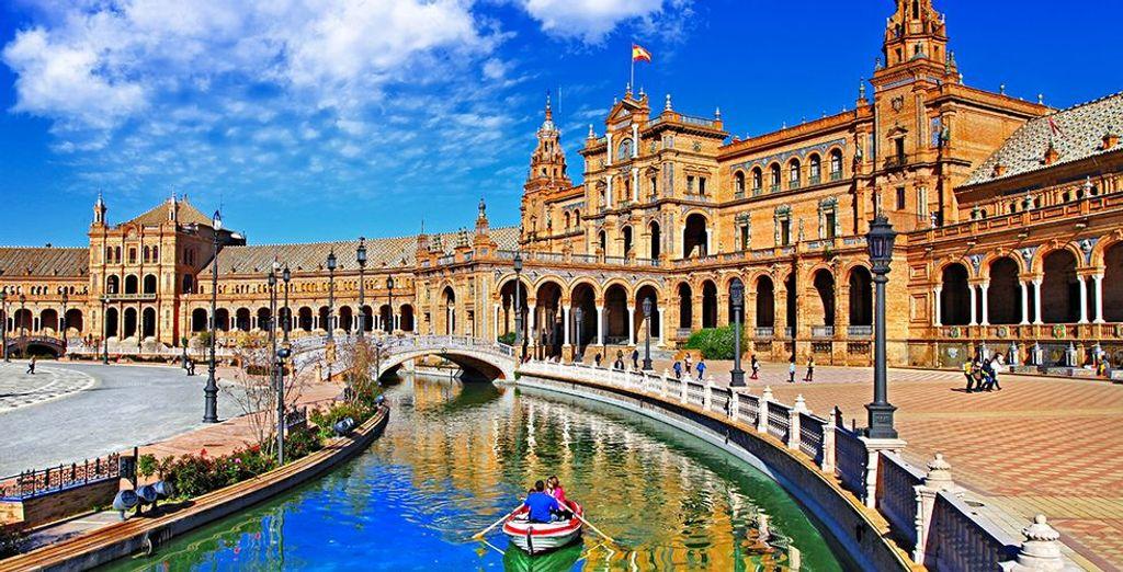 Hotel Hesperia Sevilla 4*