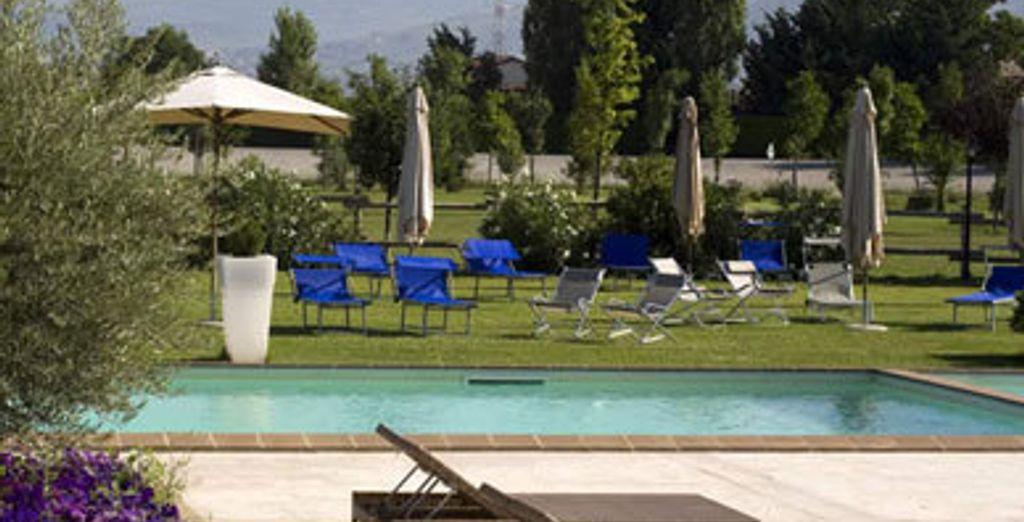 - Il Baio Relais & Natural Spa**** - Spoleto, Umbria - Italy Spoleto