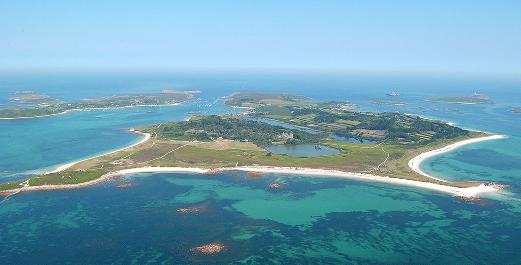 Refresh yourself on the gorgeous Isles of Scilly - The New Inn 4* Tresco, Isles of Scilly