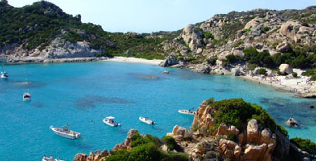 - Hotel Le Ginestre **** - Sardinia - Italy Sardinia
