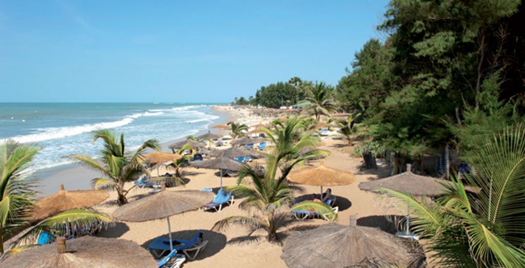 - The Kairaba Hotel***** - Kololi - Gambia Kololi