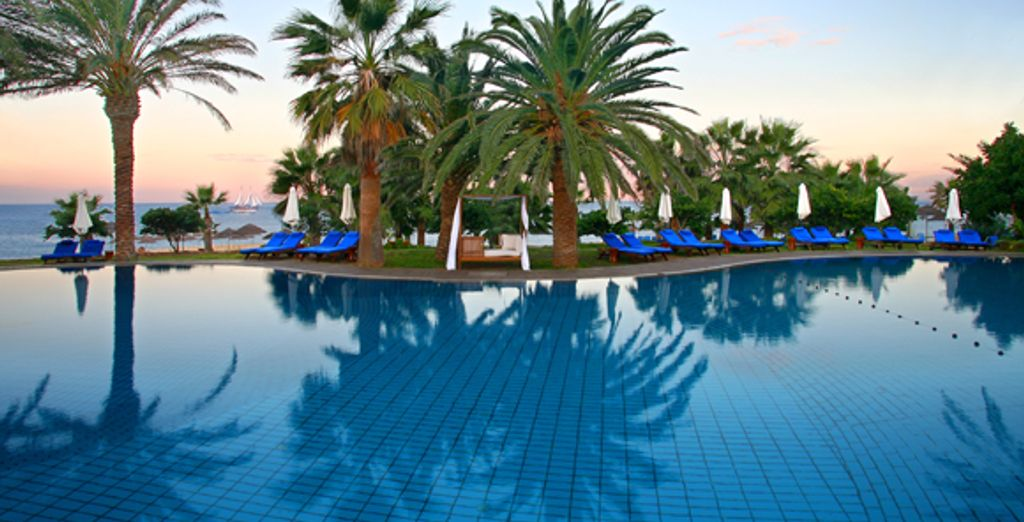 - Azia Resort & Spa***** - Paphos - Cyprus Paphos