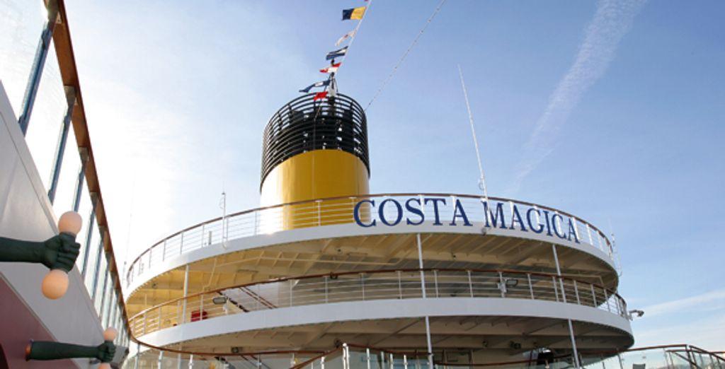 - Costa Magica****  Europe Europe