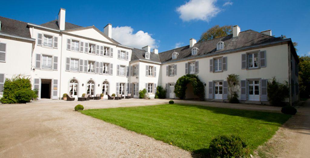 - Domaine de Kerbastic**** - Brittany - France Guidel