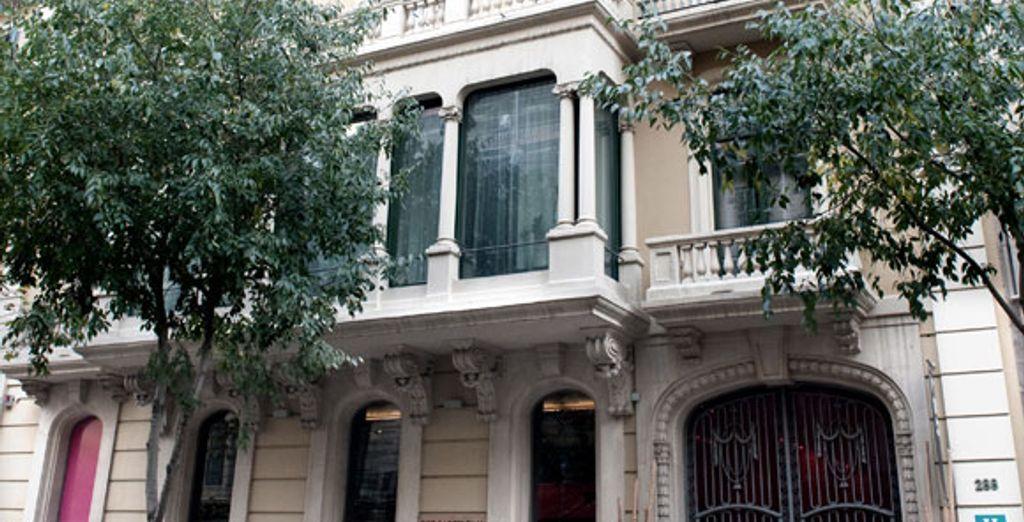 - Hotel 987**** - Barcelona - Spain Barcelona
