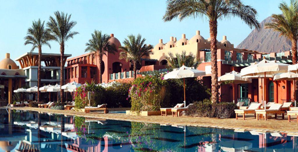 - Hyatt Regency Taba Heights***** - Taba - Egypt Taba