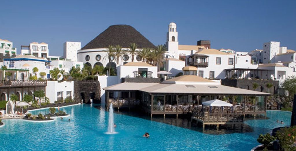 - Hotel Volcan Lanzarote***** - Lanzarote - Canaries Lanzarote