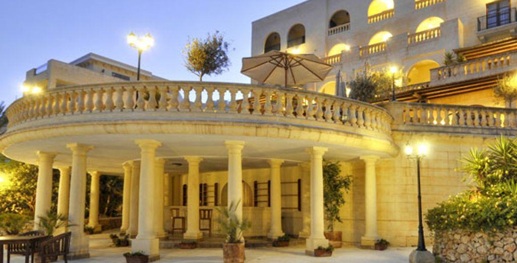 - Kempinski Hotel San Lawrenz***** - Gozo - Malta Gozo