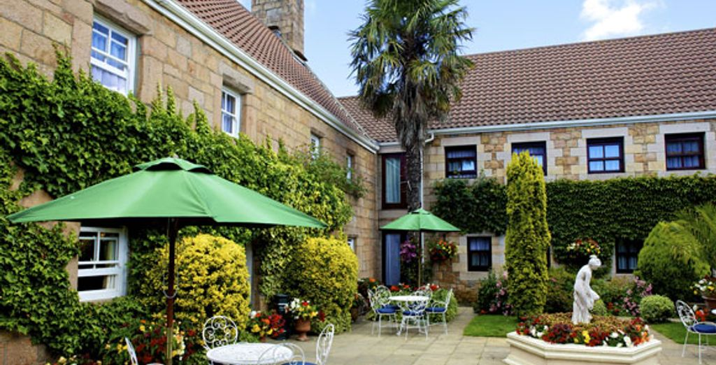- Greenhills Country Hotel**** - Jersey - Channel Islands Jersey