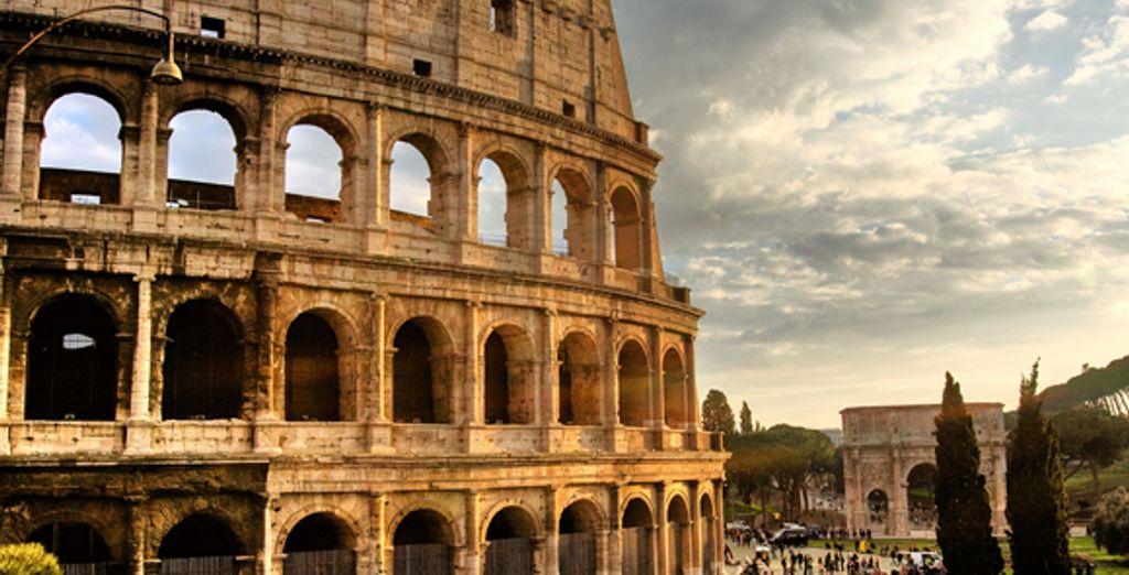 - Boscolo Aleph***** - Rome - Italy Rome