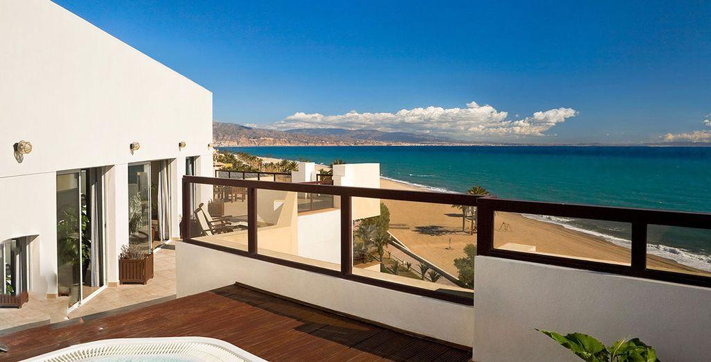 Escape to sunny Almeria - NH Hesperia Sabinal**** - Almeria - Spain Almeria