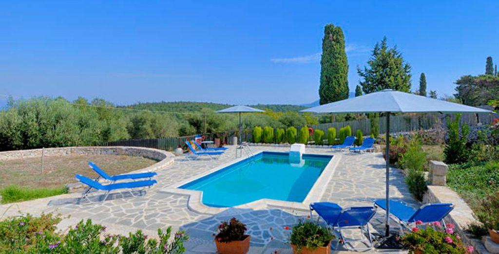 Experience the idyllic cottage life - Aloni Cottages Kefalonia