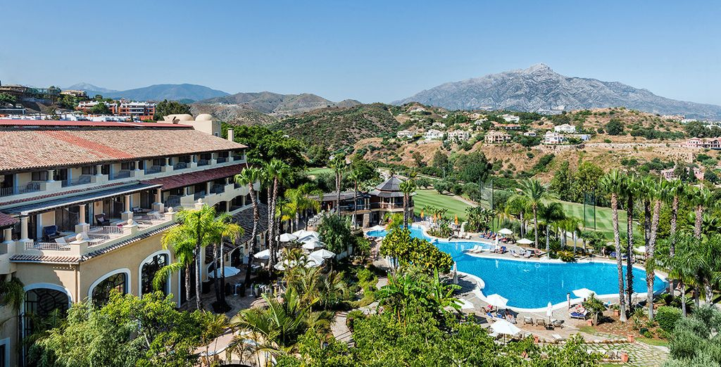 Sunshine and splendour awaits in Marbella's exclusive Golf Valley - Melia La Quinta Golf & Spa Resort 5* Marbella