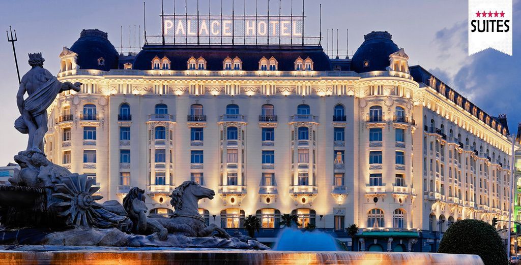 Welcome to The Westin Palace*****  - The Westin Palace 5* Madrid