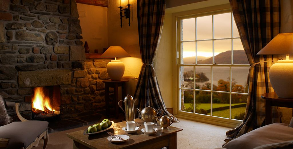 Set in the stunning Lake District