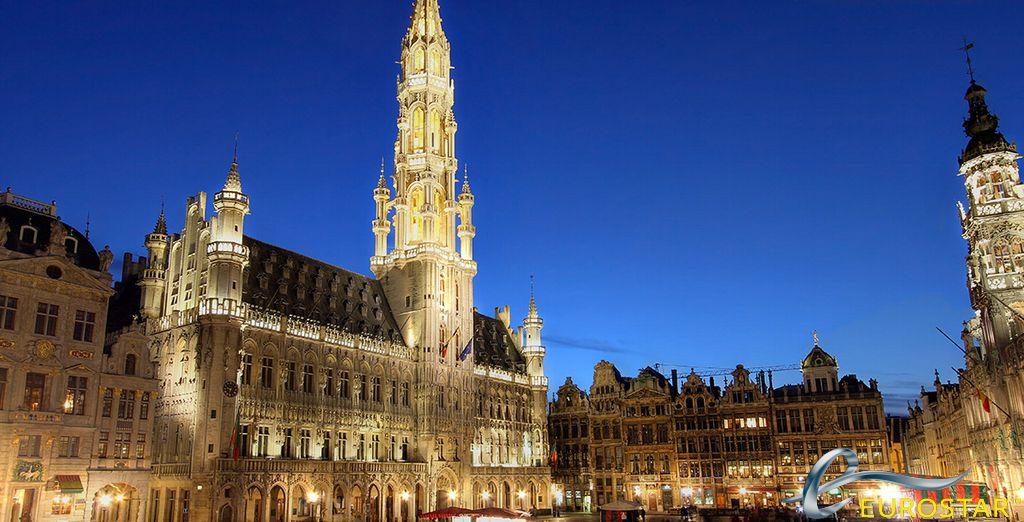 Classic Elegance in Brussels