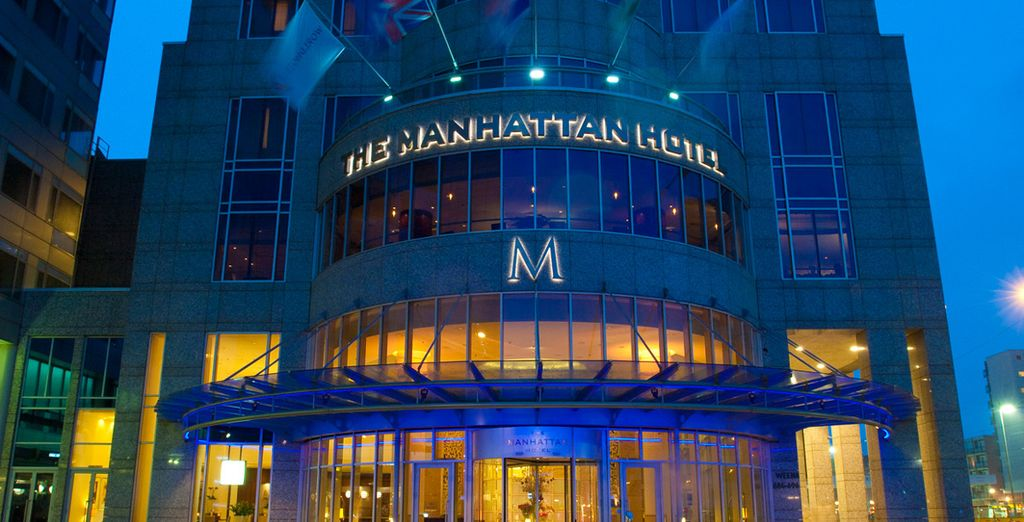 Stay at the Modern 5* Manhattan Hotel