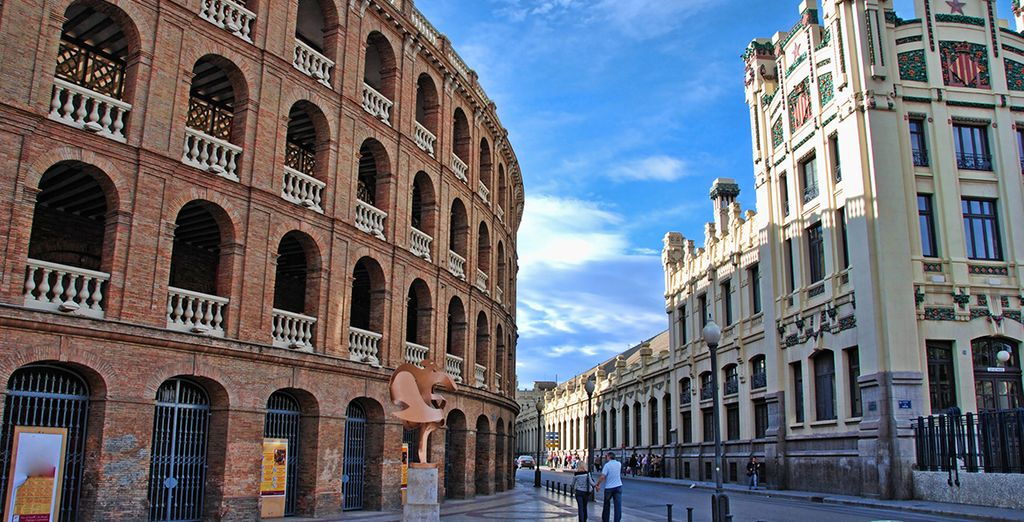 City Break in Valencia