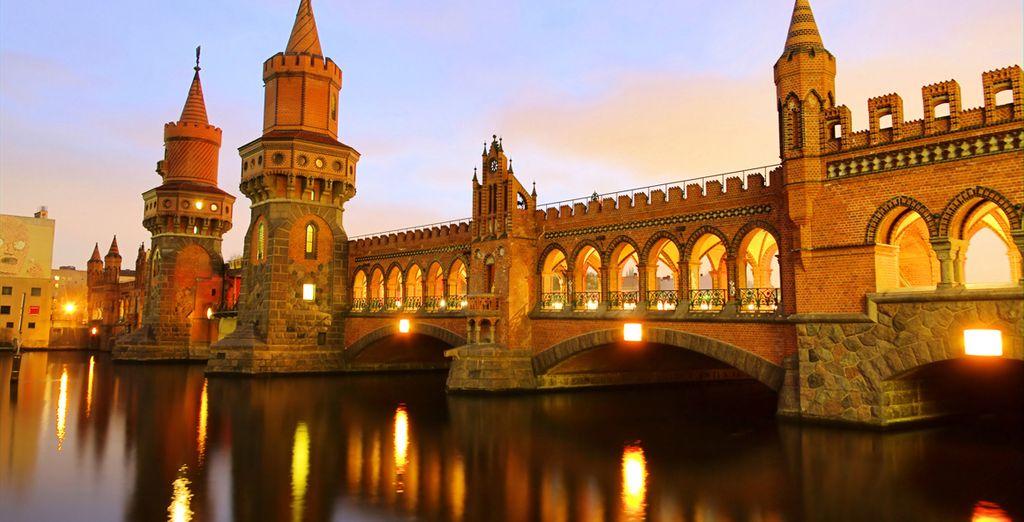 Modern design meets historic Berlin