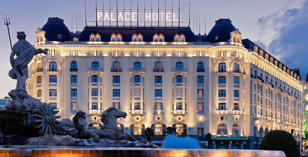 Welcome to The Westin Palace*****