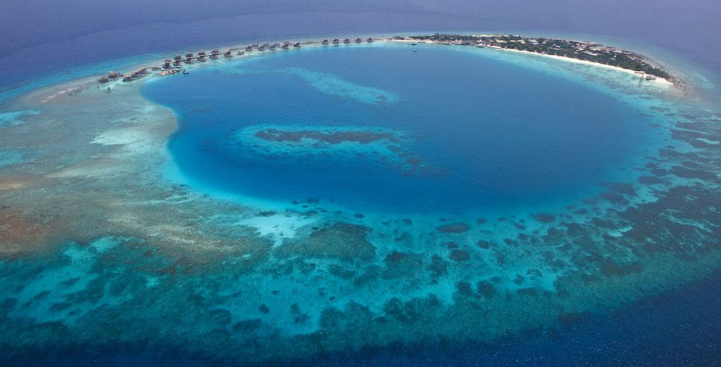 Experience the ultimate retreat on the remote Maldive Islands