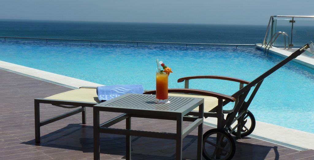 A perfect destination for a sunny romantic break...