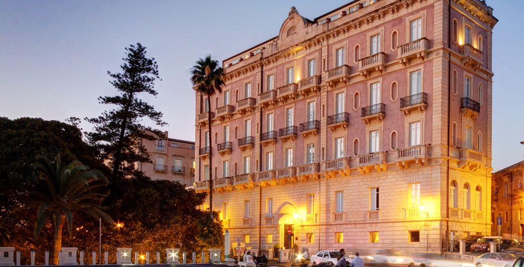 The 5* Hotel Des Etrangers