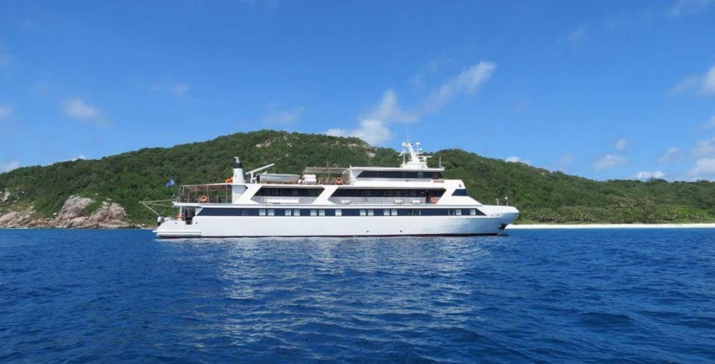 Set sail for an idyllic adventure