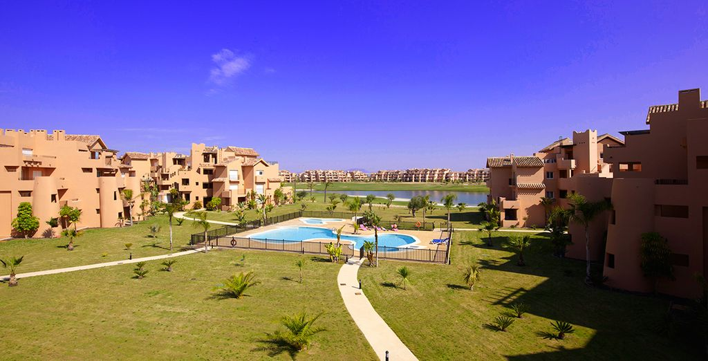 Welcome to The Residence Mar Menor - The Residences at Mar Menor 4* Mar Menor