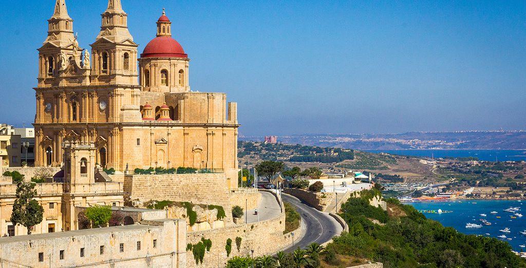 Discover the beauty of Malta - Riviera Resort & Spa 4* Mellieha