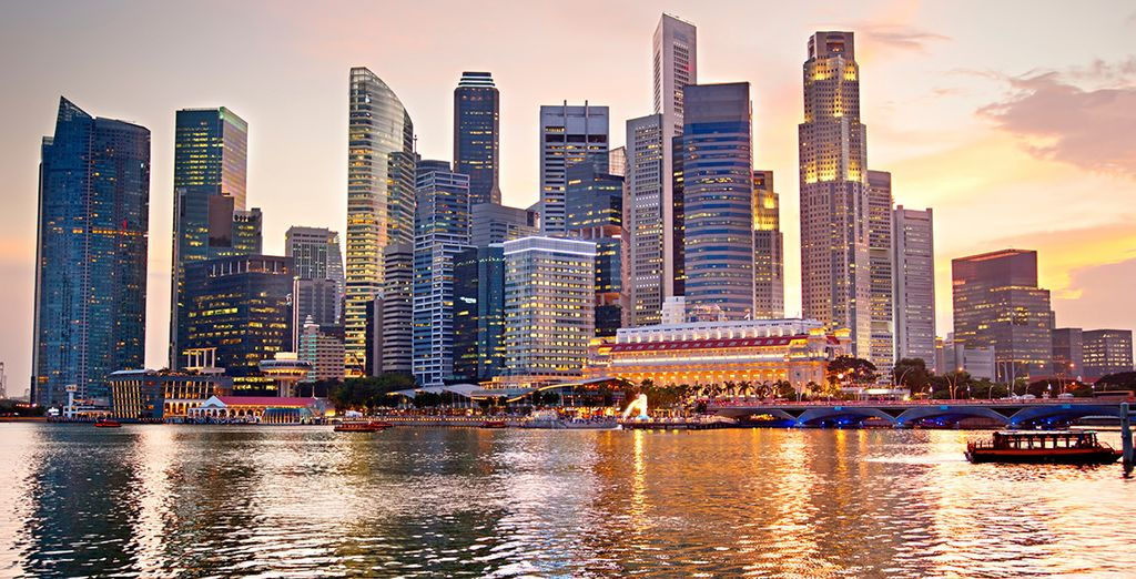 Singapore hotels up to 70% off with Voyage Privé for holidays