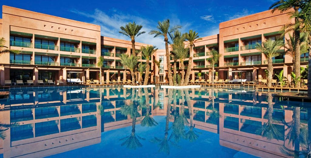 Hotel du Golf Marrakech 5* - all inclusive holidays