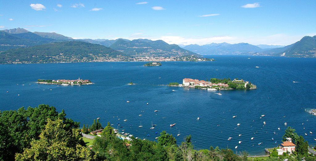 Along the glorious Italian coast