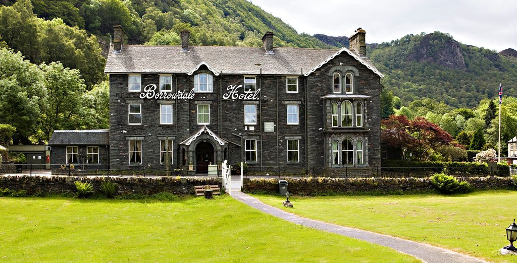 Welcome to the Borrowdale Hotel