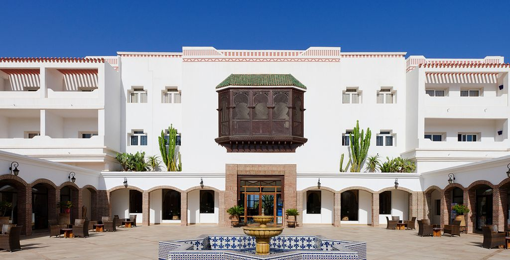 This bright and friendly resort is the perfect spot for a summer getaway...