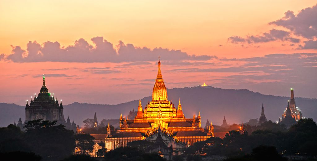 A place of outstanding beauty and a rich history - Burma Tour Tour