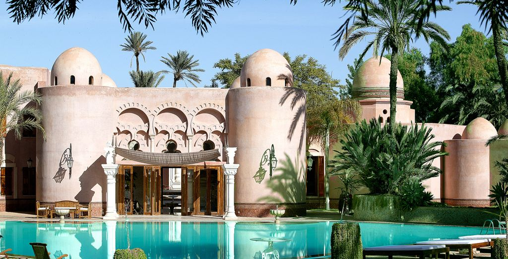 Welcome to the 5* Palais Mehdi - Palais Mehdi 5* Marrakech