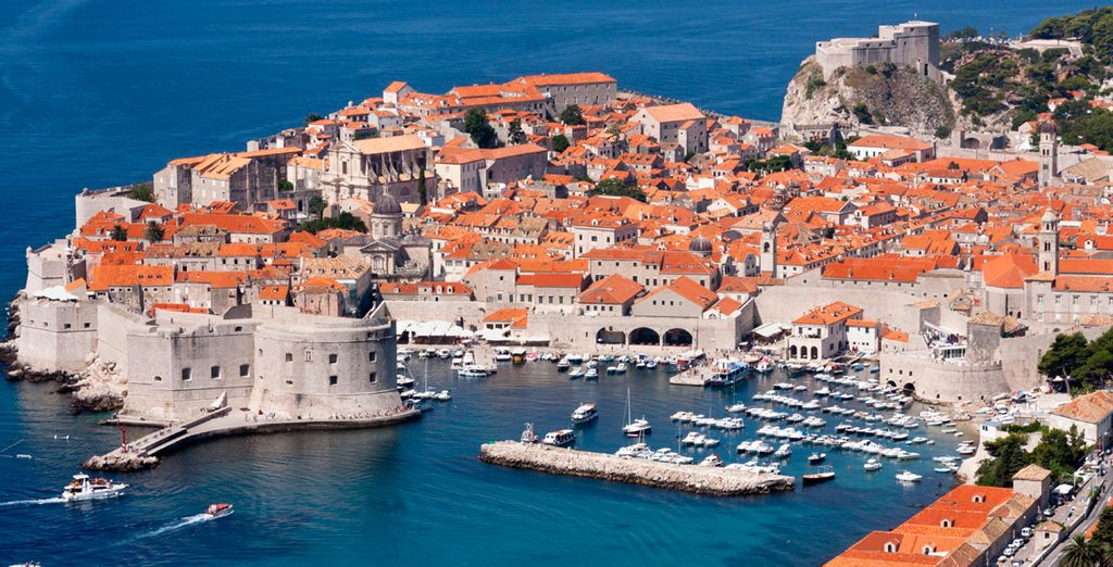 Amaze yourself with the rich history of Dubrovnik and other Croatian islands - MS Adriatic Pearl 4* Croatia