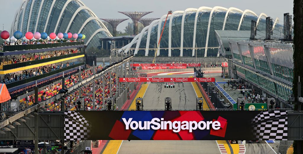 One of Asia's most exciting sporting events!